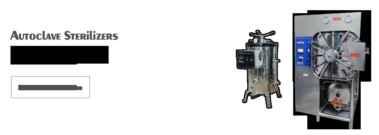 Manufacturer of Medical, Laboratory & Sterilization Equipment